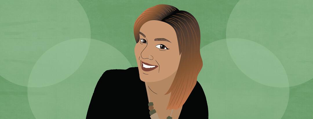 Meet the advocate, Judy