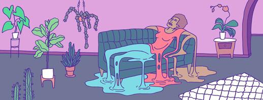 Summer Sleep: Overheated and Exhausted image