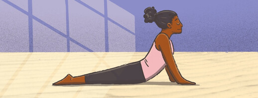 Meditating With My Body: Yoga and Narcolepsy image